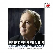 Complete Sony Classical Recordings - de Frieder Bernius/Kammerchor Stuttgart