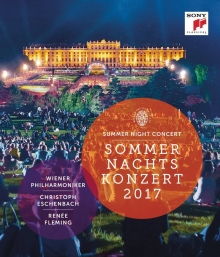 Sommernachts Konzert 2017/Summer Night Concert 2017 - de Christoph Eschenbach/Wiener Philharmoniker/Renee Fleming
