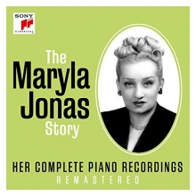 Her Complete Piano Recording - de The Maryla Jonas Story