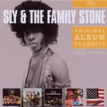 Original Album Classics - de Sly & The Family Stone