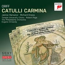 Orff: Catulli Carmina - de Judith Blegen,Richard Kness/The Philadelphia Orchestra/Eugene Ormandy