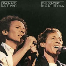Concert In Central Park - de Simon & Garfunkel