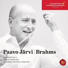Brahms: - de Paavo Jarvi:The Deutsche Kammerphilharmonie Bremen