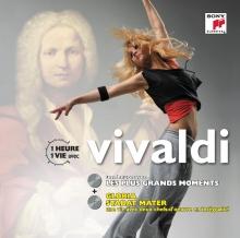 Une Heure une vie avec Vivaldi - de The Philadelphia Orchestra/New York Sinfinietta/Eugene Ormandy/Max Goberman
