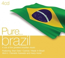 Pure...brazil - de Feat. StanGetz,Cartola,Made in Brazil etc