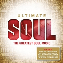 Ultimate...Soul - de Feat.Nina Simone,Aretha Franklin,Patti Labelle,Marvin Gaye etc.