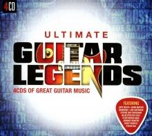 Ultimate....Guitar Legends - de Feat.Boston,Heart,Toto,Lou Reed,Motorhead,Bob Dylan etc