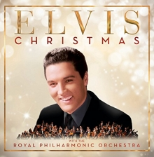 CHRISTMAS WITH THE ROYAL PHILHARMONIC ORCHESTRA  - de Elvis Presley