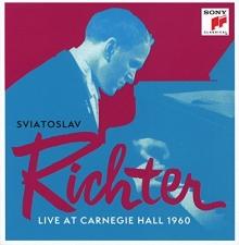 Live at Carnegie Hall 1960 - de Sviatoslav Richter