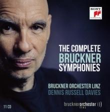 The Complete Bruckner Symphonies - de Dennis Russell Davies