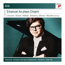 Emanuel Ax plays Chopin - de Emanuel Ax/Orchestra of the Age of Enlightenment