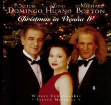 Christmas in Vienna IV - de Placido Domingo-Ying Huang-Michael Bolton