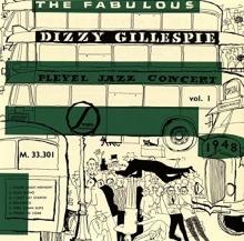 The Fabulosn Dizzy Gillespie pleyel jazz concert vol.1 - de Dizzy Gillespie
