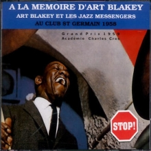 Au Club St.Germain 1958 - de Art Blakey