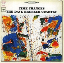 Time Changes - de Dave Brubeck Quartet
