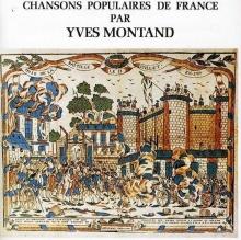 Chansons Populaires De France - de Yves Montand