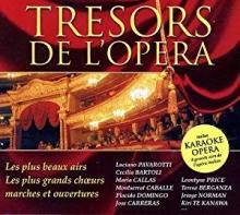 TRESORS DE L\'OPERA - de TRESORS DE L\'OPERA