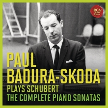 Plays Schubert - The Complete Piano Sonatas - de Paul Badura-Skoda