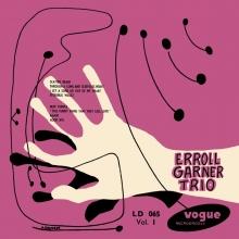 Erroll Garner Trio Vol.1 - de Erroll Garner Trio