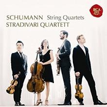 Schumann:String Quartets - de Stradivari Quartett