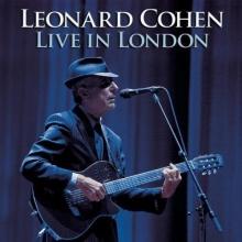 Live in London - de Leonard Cohen