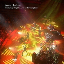 Wuthering Nights : Live in Birmingham - de Steve Hackett