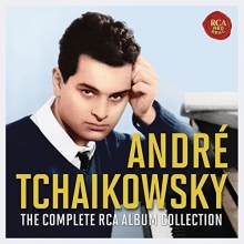 The Complete RCA Album Collection-Ravel-Prokofiev-Bach-Chopin - de Andre Tchaikowsky