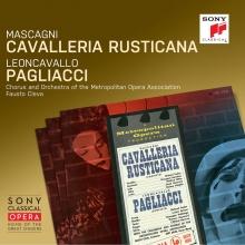 Mascagni : Cavalleria Rusticana & Leoncavallo - Pagliacci - de Margaret Harshaw,Richard Tucker,Thelma Votipka,Frank Guarrera/Fausto Cleva