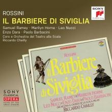 Rossini: Il Barbiere Di Siviglia - de Samuel Ramey,Marilyn Horne,Leo Nucci,Enzo Dara/Coro e Orchestra del Teatroalla Scala/Riccardo Chailly
