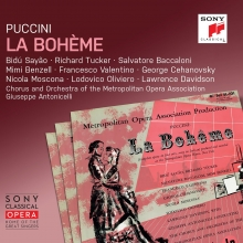 Puccini: La Bohème - de Giuseppe Antonicelli