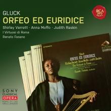 Gluck:Orfeo ed Euridice - de Shirley Verrett,Anna Moffo,Judith Raskin/I Virtuosi di Roma/Renato Fasano