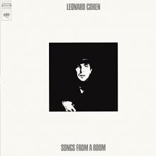 SONGS FROM A ROOM - de Leonard Cohen