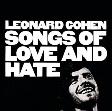 Songs of Love and Hate - de Leonard Cohen
