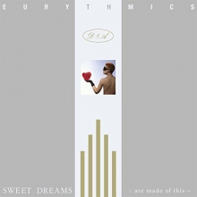 Sweet Dreams-Are Made of this - de Eurythmics