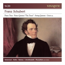 Franz Schubert:Piano Trios-Piano Quintet