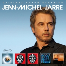 Original Album Classics ( 5 CD ) - de Jean-Michel Jarre