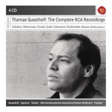 Thomas Quasthoff:The Complete RCA Recordings - de Quathoff-Spencer-Szidon-Wurttembergisches Kammerorchester Heilbronn-Faerber