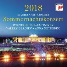 SommernachtsKonzert 2018 - de Valery Gergiev/Anna  Netrebko/Wiener Philharmoniker