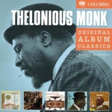 Original Album Classics  - de Thelonious Monk