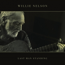 LAST MAN STANDING - de Willie Nelson