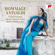 Hommage a Vivaldi - de Vivica Genaux-Bach Consort Wien-Ruben Dubrovsky