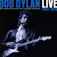 Live 1962-1966-Rare Performance from the copyright collections - de Bob Dylan
