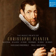 The Music of Christophe Plantin - de Huelgas Ensemble