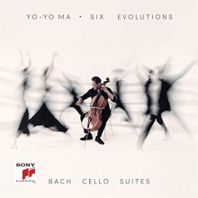 J.S.Bach:Six Suite for Unaccompanied Cello - de Yo-Yo Ma