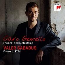 Caro Gemello-Farinelli and Metastasio - de Valer Sabadus