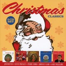 Christmas Classics - de Jim Reeves,Elvis Presley,Perry Como,Johnny Cash,Andy Williams
