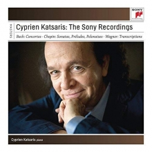 Cyprien Katsaris:The Sony Recordings - de Bach,Chopin,Wagner