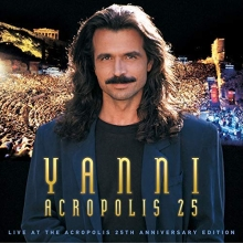 Acropolis 25-Live at The Acropolis 25th Anniversary Edition - de Yanni
