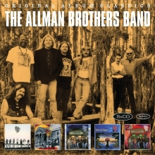 Original Album Classics  - de The Allman Brothers Band