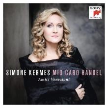 Mio Caro Handel - de Simone Kermes